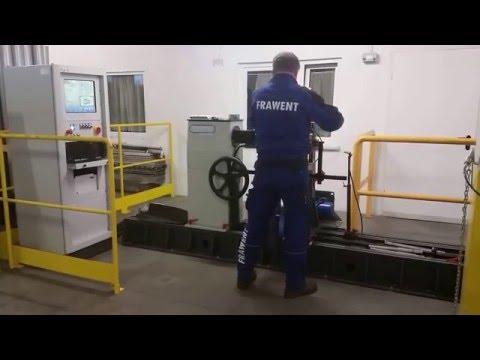 Wolsztyn Frawent- Wyważanie Silników Elektrycznych Oraz Turbin Transportowych I Powietrznych
