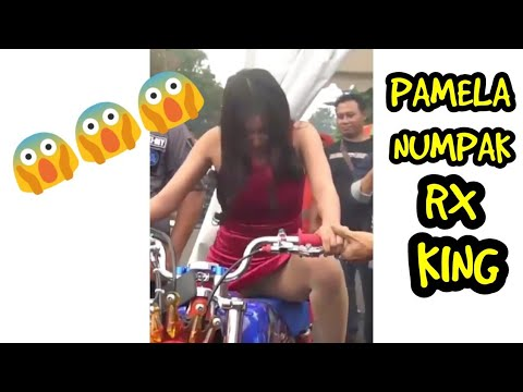 KOCAK!! PAMELA NUMPAK RX KING 😂😂😂 TUING TUING TUING