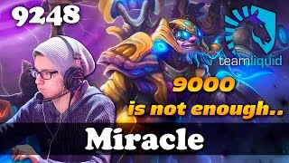 Miracle Tinker 9k is not enough.. Dota 2
