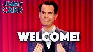 Welcome To My Channel! | Jimmy Carr