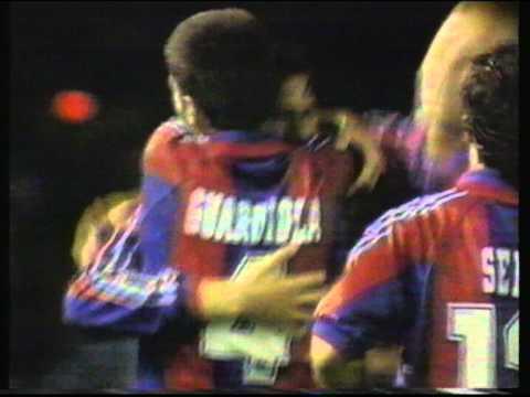 Celta Vigo V Barca 1996/97 (Oscar Garcia 2 goals)