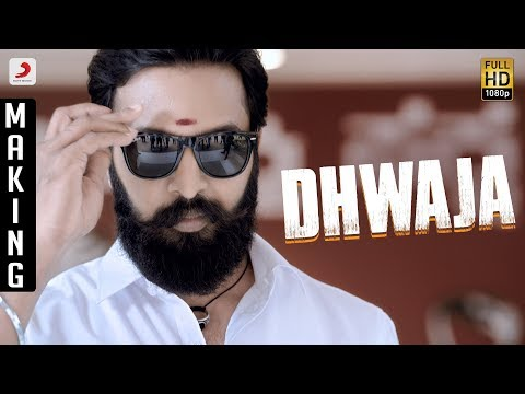 Dhwaja - Title Track Making Video | Ravi, Priyamani | Santhosh Narayanan/Chinna
