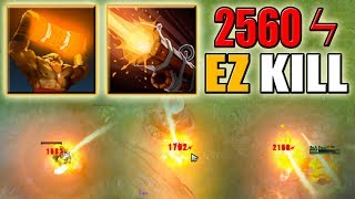 One Button - One Kill [Enchant Totem + Assassinate] EZ One Shot | Dota 2 Ability Draft