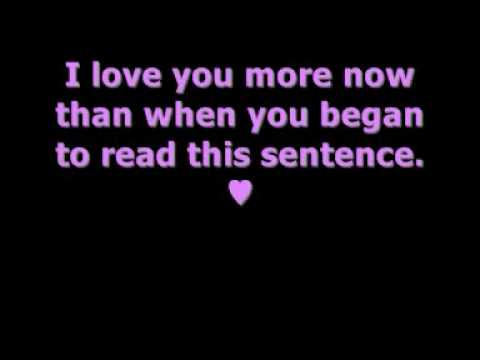 i love you quotes youtube