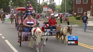 2017 port wentworth stand up for america parade pt wentworth