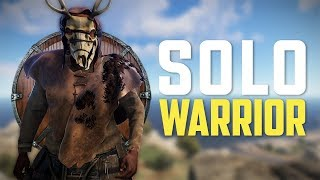 Rust - The SOLO WARRIOR (Rust Solo Survival) [PART 1/3]