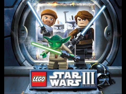 LEGO Star Wars 3 прохождение #2 (Генерал Гривус : Дуэль дроидов)