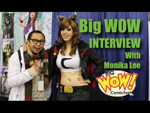 Big WOW interview with Monika