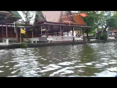 Bangkok Klongs 2012