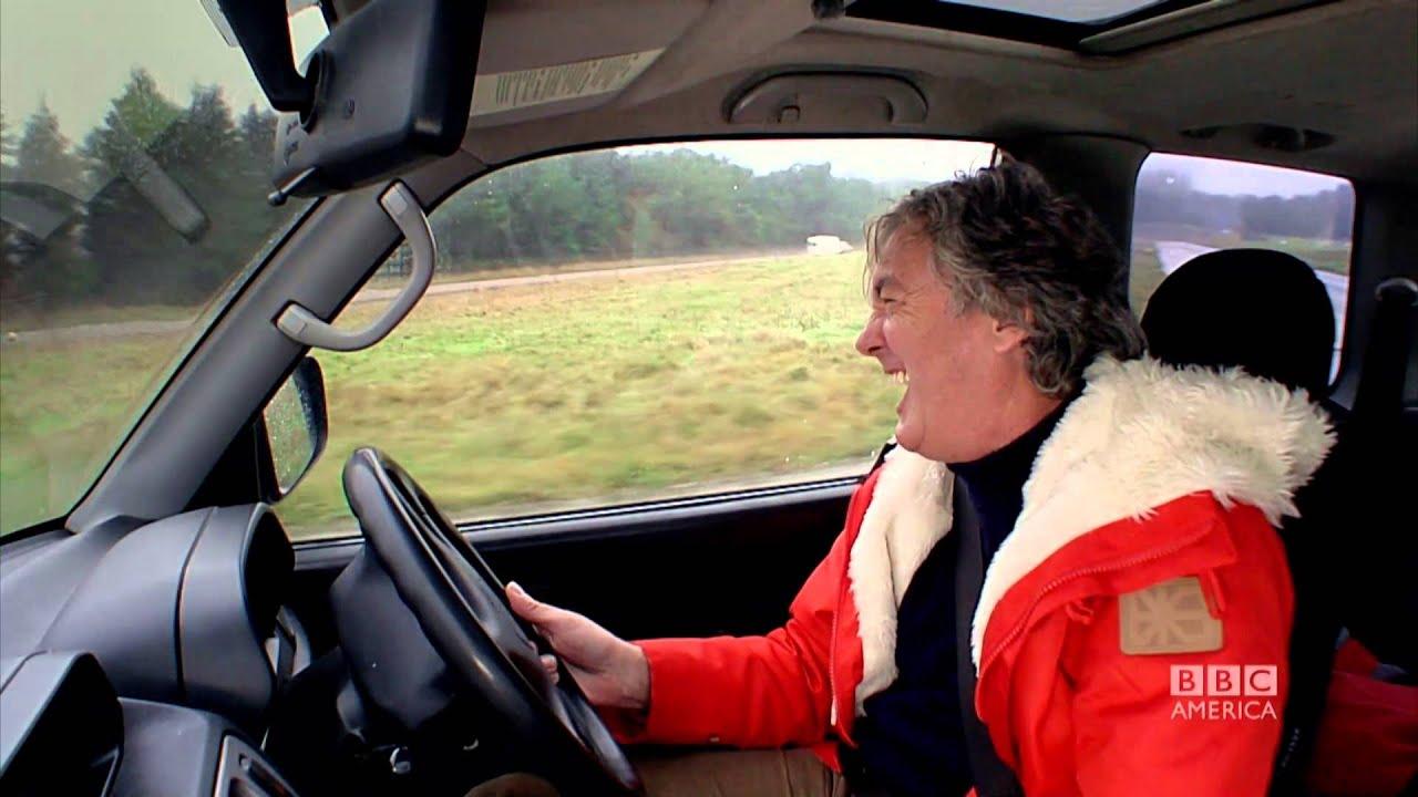 Top Gear: The Long-Awaited Season Finale!