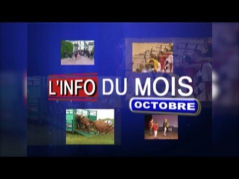 Luçon : l'info du mois d'octobre