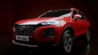 Hyundai All New Santa Fe Product Video