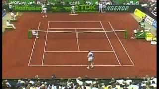 Vienna 1989 Lendl vs. Muster 2/2