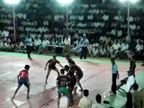 Kabaddi Match - Ariyalur Vs Coimbatore Police Team - Last Part(4) video