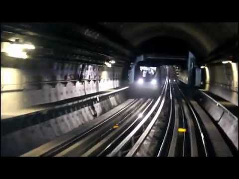 Experience Dubai Metro - By Hussein Kefel  Full HD & Viewable in 3D