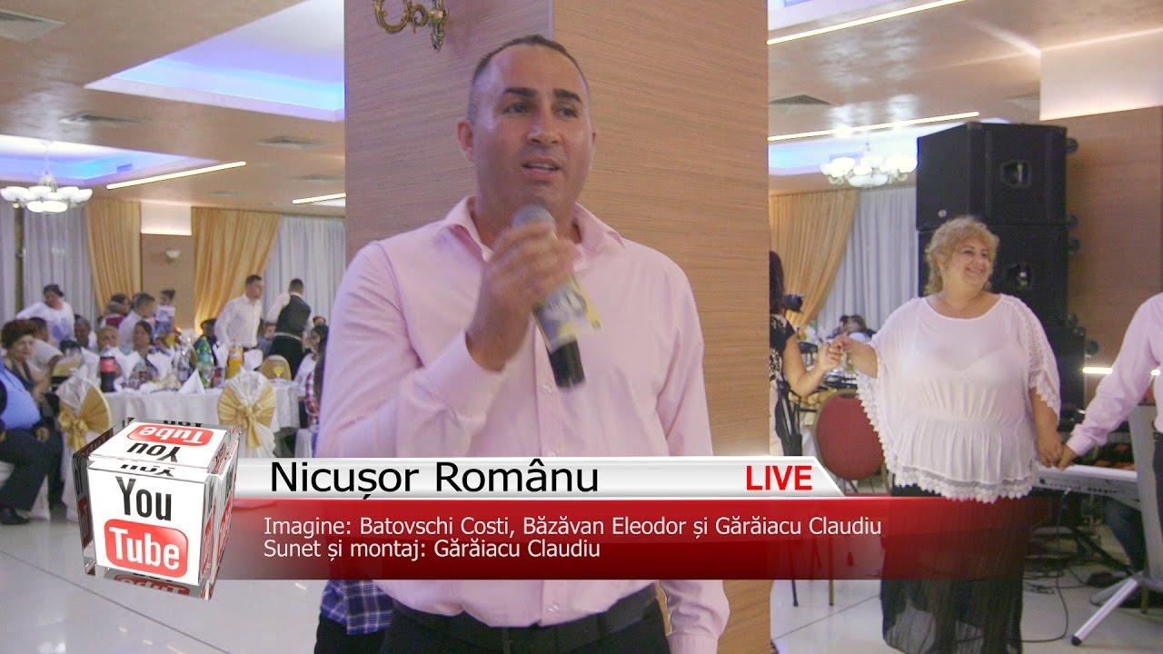NICUSOR ROMANUL ✦ HORA LIVE 2017 ✦ TAMBAL SI BAS [ FELIX SI ANDREI ]