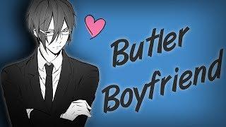 ASMR Butler Boyfriend Roleplay