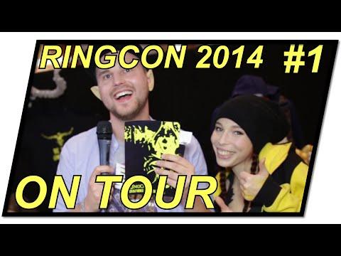 RingCon 2014 | Andruil der Elb auf großer Reise | Teil 1 | Deutsch [HD]