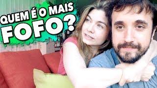 QUEM É O MAIS FOFO? (TAG ELE/ELA)- Ep.1267