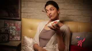 Making of Kellogg's Special K with Deepika TVC -