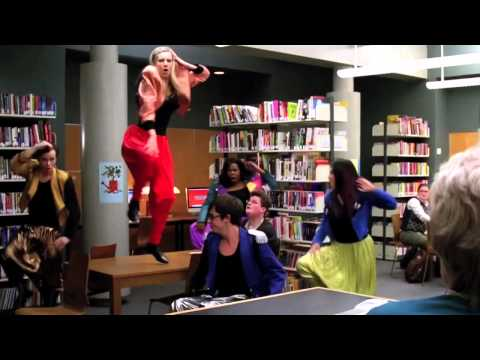 Heather Morris l Dancing to Pitbull's Give Me Everything (newer HQ version)