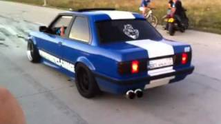 BMW E30 M5 Turbo Engine +700 Hp Launch Control