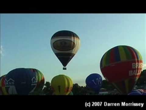 Bristol Balloon Fiesta Night Glow Bristol Balloon Fiesta 2007