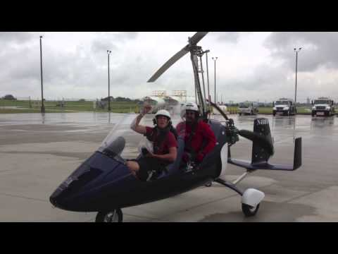 Rejection 92 - Fly a Gyroplane