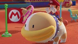 Poochy in Super Mario Odyssey