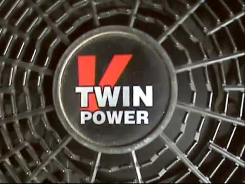 Kohler Pro 25hp V-Twin bench test
