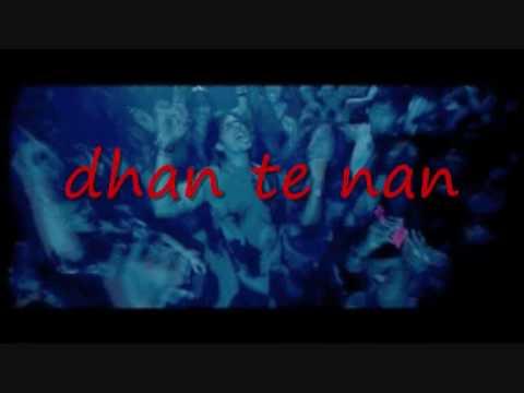 Dhan Te Nan With Lyrics video