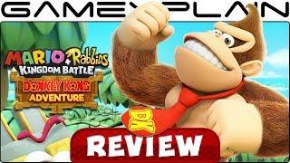 Donkey Kong Adventure - REVIEW (Mario + Rabbids Kingdom Battle DLC)
