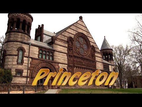 Princeton University - Reisefilm mit Sehenswürdigkeiten