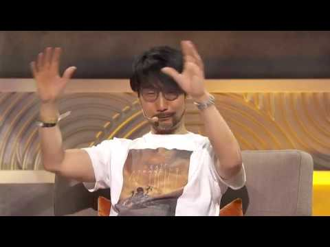 E3 Coliseum: Hideo Kojima In Conversation With Jordan Vogt-Roberts
