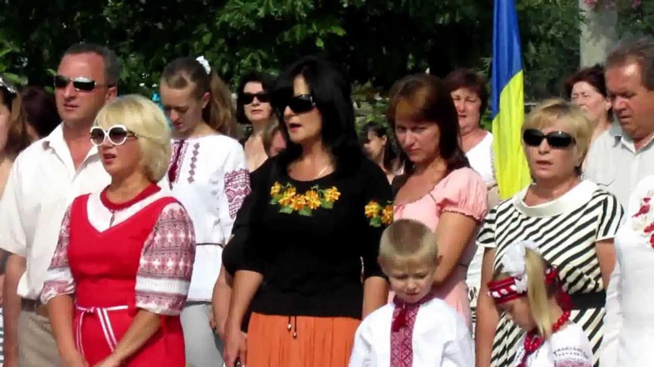 Ігор Насалик виступає на Дні Прапора: Попадюк, заяву на стіл!
