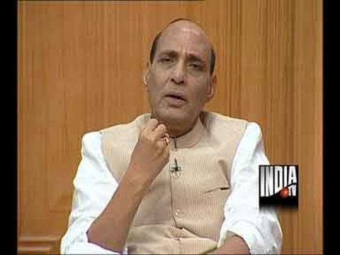 Aap Ki Adalat  Rajnath Singh, Part 2
