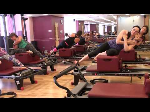 Pilates Reformer L1 Part 2 with A Life of Energy Miriam