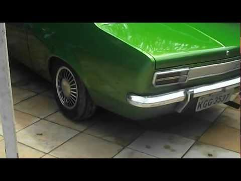 chevette verde motor de omega