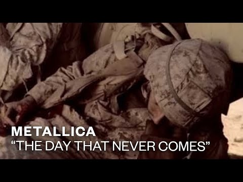 Metallica The Day That Never Comes retronew