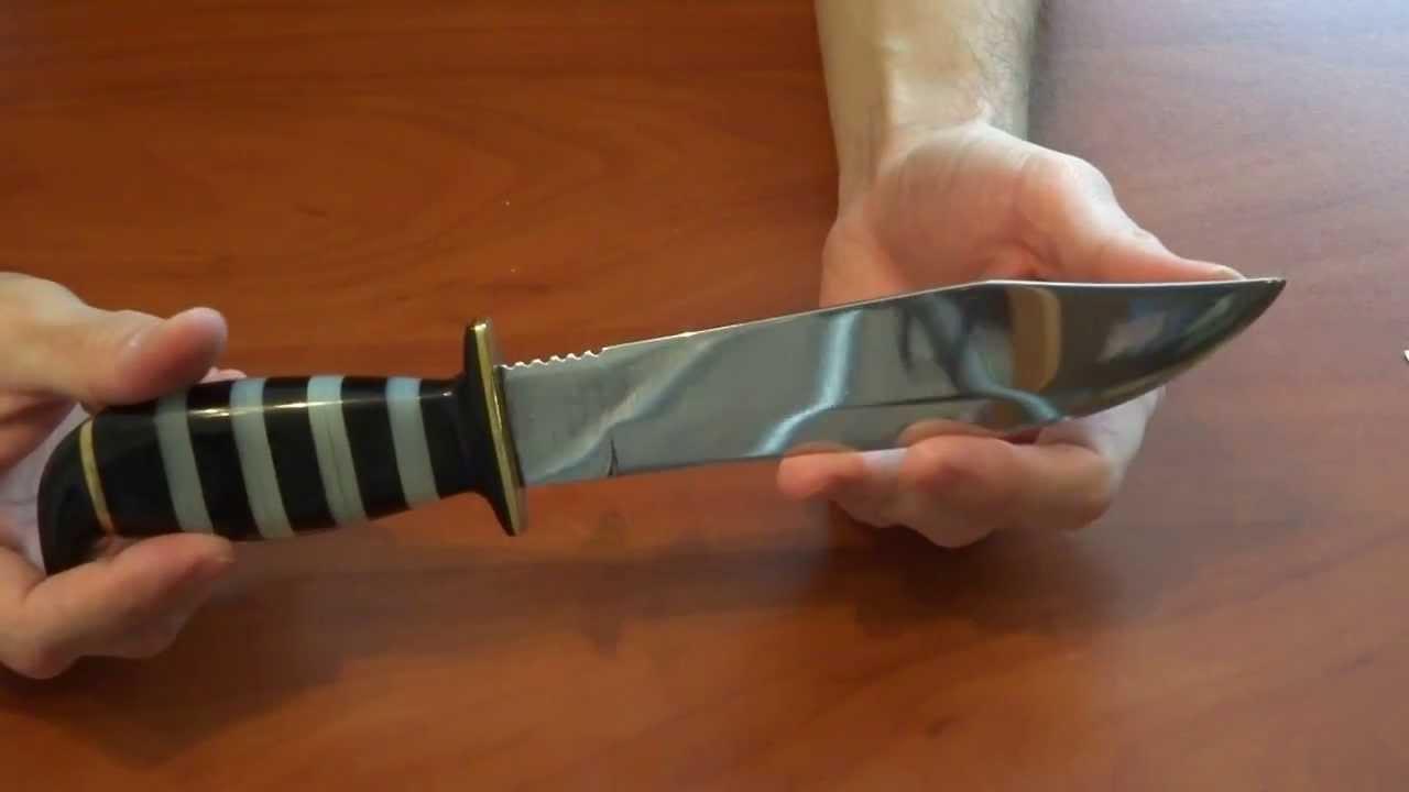 Ножи самодельные своими руками