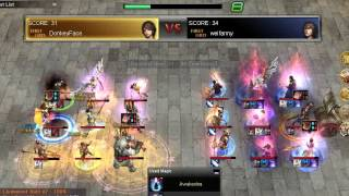 WK Thebes Final PM 25/07/15 DonkeyFace vs weifanny