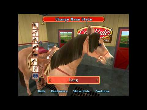 Onlive - Demo of Lets Ride - Silver Buckle Stables