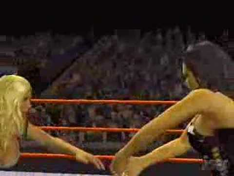 torrie wilson girlfight