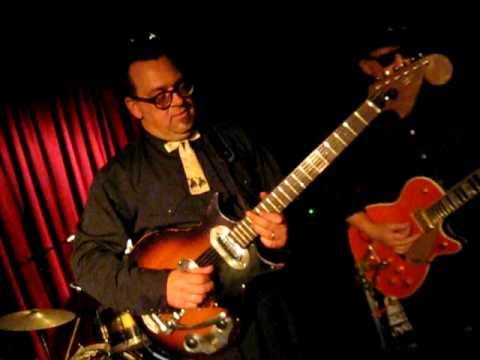 THE FLY-RITE BOYS (w/JERRY MILLER, Guest Guitarist) - 'CHINATOWN'