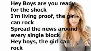 Watch Hilary Duff Girl Can Rock video
