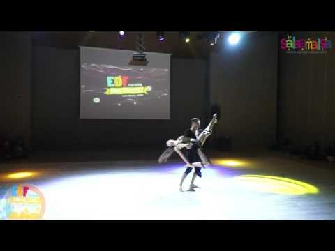 Umit Yumlu & Idlin Berta Dance Performance - EDF 2016