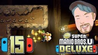 Myntjakt! - NEW Super Mario Bros. U Deluxe - Del 15