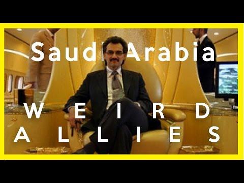 Saudi Arabia: Weird Allies
