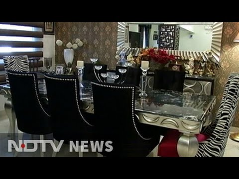 Check out beauty expert Meenakshi Dutt's home