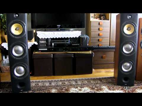Bowers & Wilkins 604 S3 - Bass I Love You